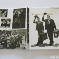 Libros de segunda mano: WILLIAM K. EVERSON. THE FILMS OF LAUREL & HARDY. RMT85674. . Lote 113062455
