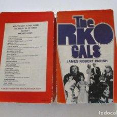 Libros de segunda mano: JAMES ROBERT PARISH. THE RKO GALS. RMT85676. . Lote 113062659