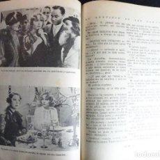 Libros de segunda mano: ARGUMENTO DE LA PELÍCULA -AL SERVICIO DE LAS DAMAS- PUBLI CINEMA. ED EXTRAORDINARIAS ,VER FOTOS. Lote 113139171