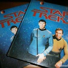 Libros de segunda mano: STAR TREK LA COLECCIÓN - 2 TOMOS - EDT. PLANETA DE AGOSTINI - 1997 - ENCUADERNADO!!!. Lote 113616539
