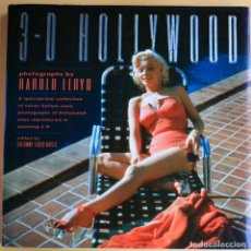 Libros de segunda mano: MARILYN MONROE IN 3D - HOLLYWOOD. Lote 113656267