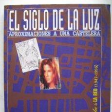 Libros de segunda mano: EL SIGLO DE LA LUZ, II. EDITORIAL CAI. 396 PÁGINAS. 21,5 X 30 CMS.. Lote 115133931
