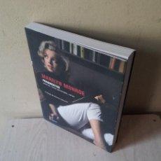 Libros de segunda mano: MARILYN MONROE - FRAGMENTOS, POEMAS, NOTAS PERSONALES Y CARTAS - SEIX BARRAL 2010. Lote 115240583