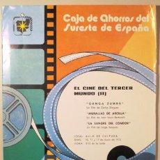 Libros de segunda mano: EL CINE DEL TERCER MUNDO (II) - ALICANTE 1974. Lote 115482840