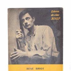 Libros de segunda mano: ROBERT BRESSON - BRIOT, RENÉ. Lote 126547207