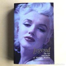 Libros de segunda mano: LEGEND - LIFE AND DEATH OF MARILYN MONROE . Lote 115560235