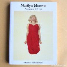 Libros de segunda mano: MARILYN MONROE - PHOTOS : 1945 - 1962 . Lote 115563015