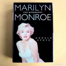 Libros de segunda mano: MARILYN MONROE - THE BIOGRAPHY - DONALD SPOTO. Lote 115564611