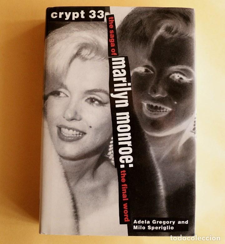 MARILYN MONROE - CRYPT 33 (Libros de Segunda Mano - Bellas artes, ocio y coleccionismo - Cine)