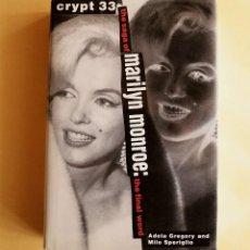 Libros de segunda mano: MARILYN MONROE - CRYPT 33. Lote 115582687