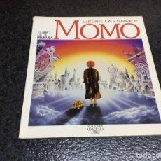 Libros de segunda mano - MOMO , EL LIBRO DE LA PELICULA - EDITA : EDICIONES ALFAGUARA EN 1986 - 115602951