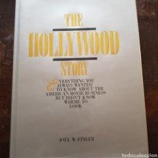 Libros de segunda mano: JOEL W. FINLER. THE HOLLYWOOD STORY. EN INGLÉS. Lote 116055111