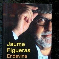 Libros de segunda mano: ENDEVINA QUI ET PARLA DE CINE - JAUME FIGUERAS. Lote 116266007