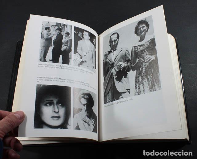 Libros de segunda mano: BIOGRAFIA FEDERICO FELLINI, JHON BAXTER EDICIONES B 1994 432 PAGINAS TAPA DURA SOBRECUBIERTA - Foto 3 - 116331527