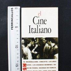 Libros de segunda mano: EL CINE ITALIANO 1945-1995, LAURENCE SCHIFIANO, ACENTO FLASH 1997 95 PAG, NEOREALISMO, CINECITTÁ.... Lote 116331731