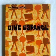 Libros de segunda mano: CINE ESPAÑOL 1972 - FICHAS TECNICO-ARTISTICAS Y SINOPSIS DE LARGO METRAJES. Lote 116407735