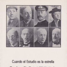 Libros de segunda mano: LA COMEDIA EALING. CUANDO EL ESTUDIO ES LA ESTRELLA. VARIOS AUTORES. Lote 116692971