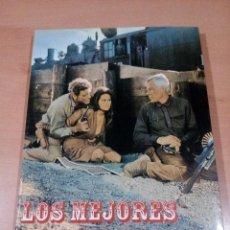 Libros de segunda mano: LOS MEJORES WESTERNS - HILARIO J. RODRIGUEZ - 192 PAGINAS . Lote 116899983