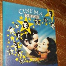 Libros de segunda mano: LA HISTORIA DEL CINE. CINEMA EL PAIS. COLECCIONABLE PERFECTO ESTADO MARILYN ETC. Lote 117627943