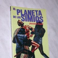 Libros de segunda mano: EL PLANETA DE LOS SIMIOS. SANTI HERNÁNDEZ. CULT MOVIES Nº 11. MIDONS 1999. SCHAFFNER, PIERRE BOULLE.. Lote 118622691