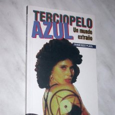 Libros de segunda mano: TERCIOPELO AZUL, UN MUNDO EXTRAÑO POR FRANCISCO PLAZA. CULT MOVIES Nº 3. MIDONS 1997. DAVID LINCH. +. Lote 118622787