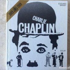 Libros de segunda mano: CHARLIE CHAPLIN (1889-1989). EDOUARD BRASEY.(EN FRANCÉS). Lote 118642699