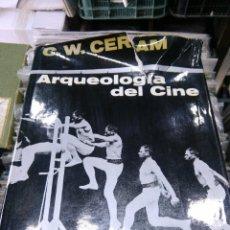 Libros de segunda mano: ARQUEOLOGIA DEL CINE. Lote 118663951