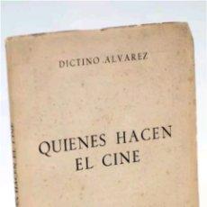 Libros de segunda mano: ABC DEL CINE N°2 QUIENES HACEN EL CINE 1958. Lote 118664916