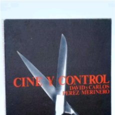 Libros de segunda mano: CINE Y CONTROL 1975. Lote 118675790
