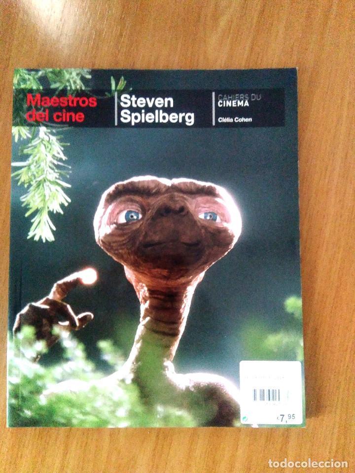 STEVEN SPIELBERG (COLECCIÓN MAESTROS DEL CINE)- CLELIA COHEN- ED CAHIERS DU CINEMA 2010- RÚSTICA (Libros de Segunda Mano - Bellas artes, ocio y coleccionismo - Cine)