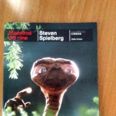 Libros de segunda mano: STEVEN SPIELBERG (COLECCIÓN MAESTROS DEL CINE)- CLELIA COHEN- ED CAHIERS DU CINEMA 2010- RÚSTICA. Lote 118694375