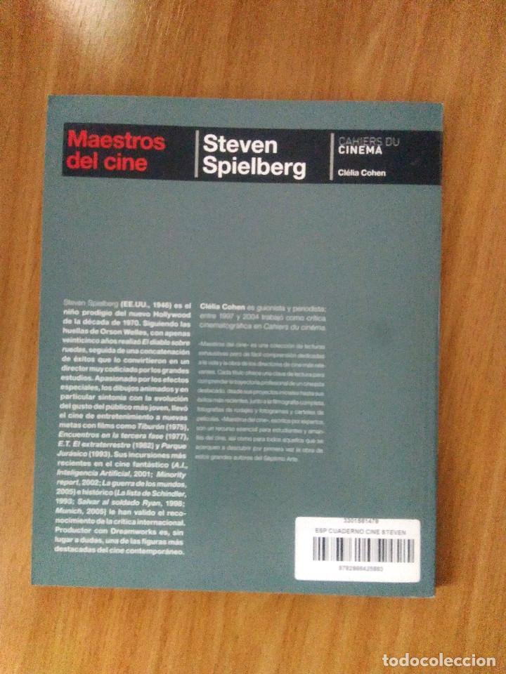 Libros de segunda mano: STEVEN SPIELBERG (COLECCIÓN MAESTROS DEL CINE)- CLELIA COHEN- ED CAHIERS DU CINEMA 2010- RÚSTICA - Foto 2 - 118694375