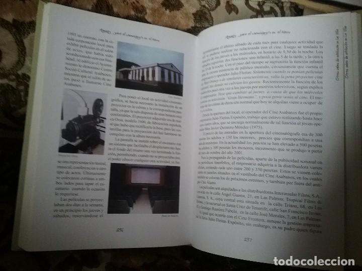 Libros de segunda mano: Apuntes sobre el cinematografo en El Hierro, de Marcelo Gutierrez (2003). Canarias, cine. Excelente - Foto 7 - 119126987