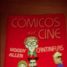 Libros de segunda mano: COMICOS DEL CINE ADOLGO PEREZ AGUSTI. Lote 120193063
