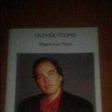 Libros de segunda mano: OLIVER STONE DE MIGUEL JUAN PAYAN EDICIONES JC. Lote 120198619