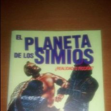 Libros de segunda mano: EL PLANETA DE LOS SIMIOS DE SANTI HERNANDEZ MIDONS EDITORIAL. Lote 120199275