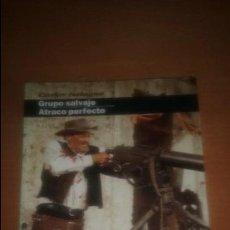 Libros de segunda mano: GRUPO SALVAJE ATRACO PERFECTO CARLES BALAGUE LIBROS DIRIGIDO. Lote 120199555