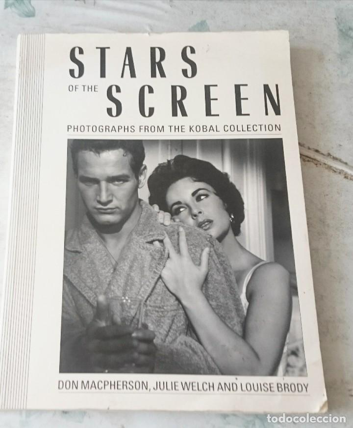Libros de segunda mano: Stars of the Screen. Photographs from the Kobal Collection (Conram Octopus Limited 1992) - Foto 1 - 120372179