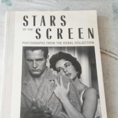 Libros de segunda mano: STARS OF THE SCREEN. PHOTOGRAPHS FROM THE KOBAL COLLECTION (CONRAM OCTOPUS LIMITED 1992). Lote 120372179