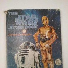 Libros de segunda mano: STAR WARS LIBRO ILUSTRADO EN INGLÉS. Lote 120542243