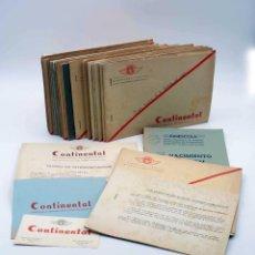 Libros de segunda mano: ANTIGUO CURSO DE INTERPRETACIÓN CINEMATOGRÁFICA POR CORRESPONDENCIA. LECCS 1 A 25 (NO ACREDITADO). Lote 121254208