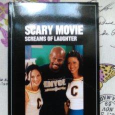 Libros de segunda mano: SCARY MOVIE- SCREAMS OF LAUGHTER SPEAK UP RBA REVISTAS 1985. Lote 121627783