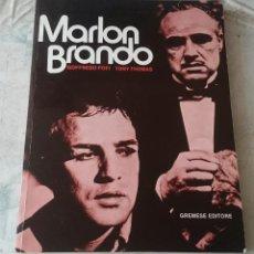 Libros de segunda mano: MARLON BRANDO. GOFFREDO FOFI, TONY THOMAS (GREMESE EDITORE 1983). Lote 134808565