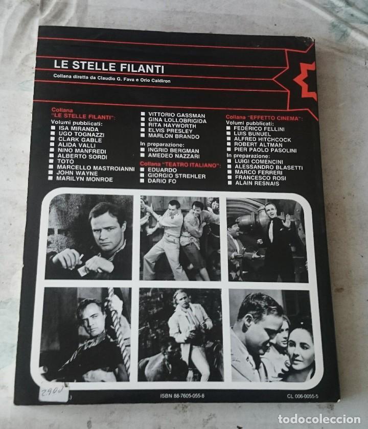 Libros de segunda mano: Marlon Brando. Goffredo Fofi, Tony Thomas (Gremese Editore 1983) - Foto 4 - 134808565