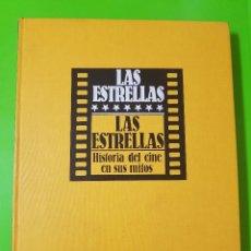 Libros de segunda mano: LAS ESTRELLAS HISTORIA DEL CINE EN SUS MITOS COLECCIÓN DE 8 TOMOS DIRIGIDA POR LUIS GASCA EN 1980. Lote 122158019