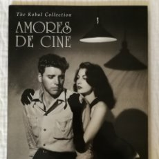 Libros de segunda mano: AMORES DE CINE THE KOBAL COLLECTION 39 SEMANA INTERNACIONAL DE CINE DE VALLADOLID 1994. Lote 123461311