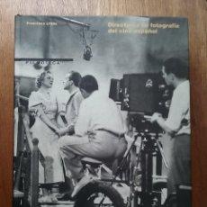 Libros de segunda mano: DIRECTORES DE FOTOGRAFIA DEL CINE ESPAÑOL, FRANCISCO LLINAS, FILMOTECA ESPAÑOLA, 1989. Lote 124576855