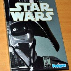 Libros de segunda mano: LIBRO ORIGINAL EN INGLÉS: STAR WARS ANNUAL 2008 - EDITA: PEDIGREÉ / LUCASFILMS - AÑO 2007. Lote 124804171