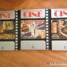 Libros de segunda mano: HISTORIA UNIVERSAL DEL CINE 3 TOMOS. PLANETA. Lote 125812307