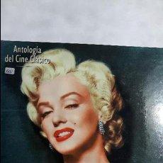 Libros de segunda mano: ANTOLOGÍA DEL CINE CLÁSICO- MARILYN MONROE _MA. Lote 126019323